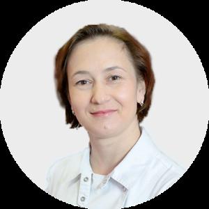 Купряжкина Елена Федоровна